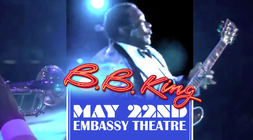 BB King in Concert Tour